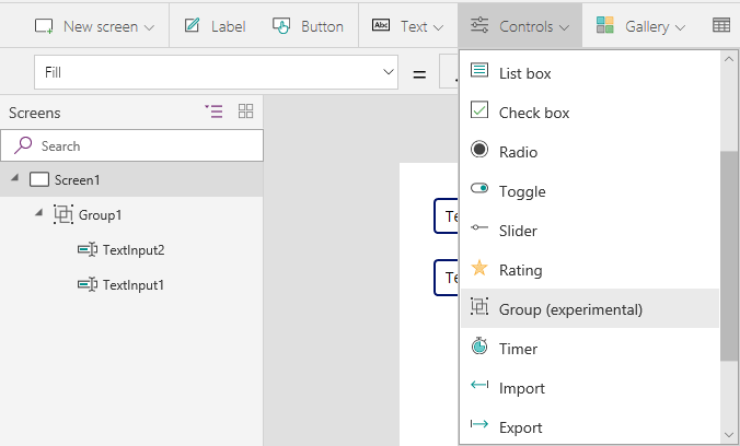 Enhanced Group Control In Canvas Apps Enables More Control Over