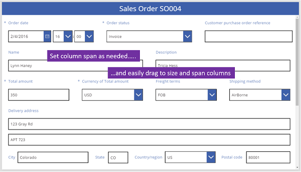 blog atwork at   Many new useful features coming in PowerApps