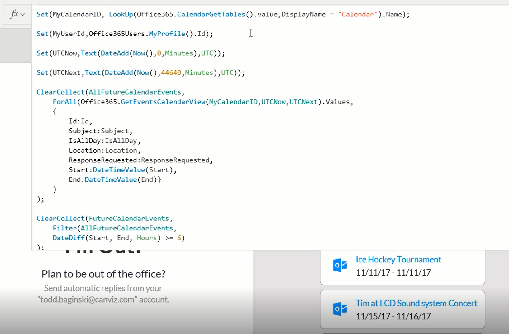 Announcing the PowerApps how-to video series